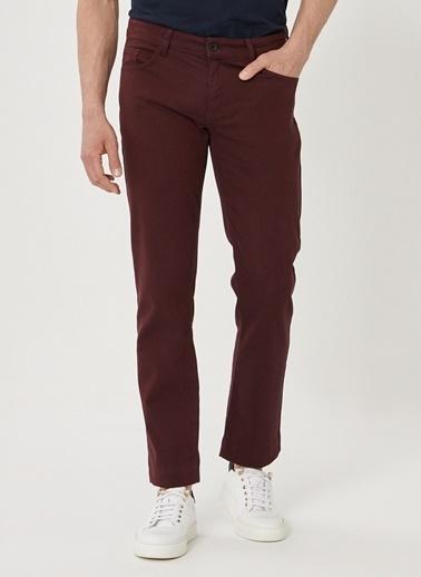 Beymen Business Slim Fit Pantolon 4B0118200014 Bordo